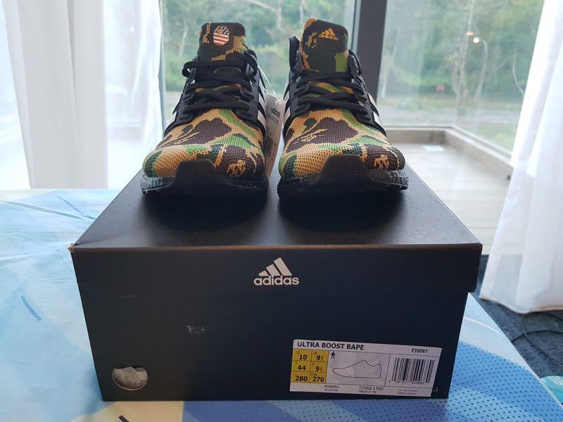 751caa1ec Adidas Ultraboost x The Bape