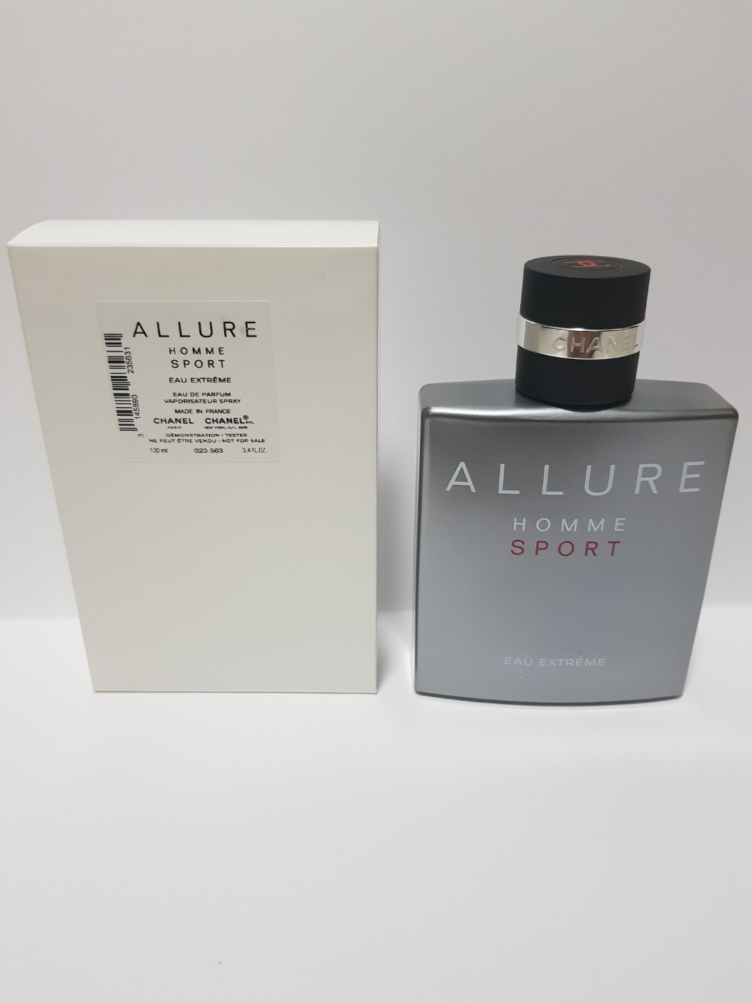 Chanel Allure Homme Sport Eau Extreme Health Beauty Perfumes