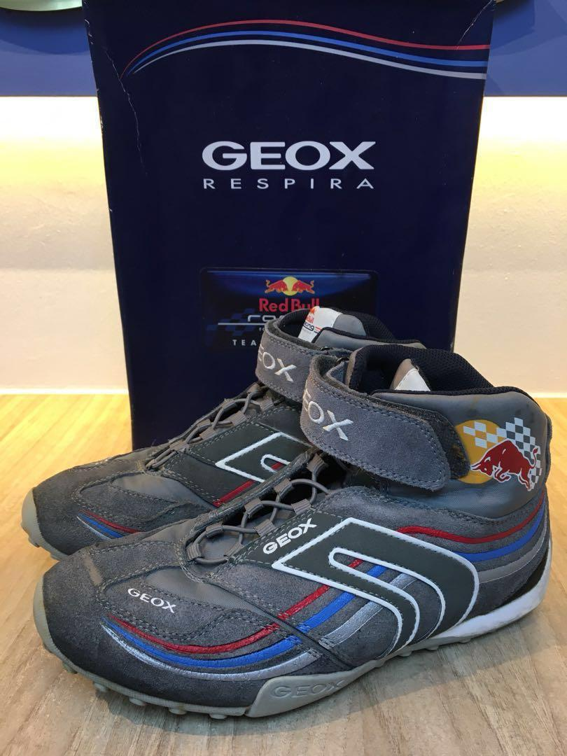On Bull Shoes Geox Red Men's Racing Carousell Respira