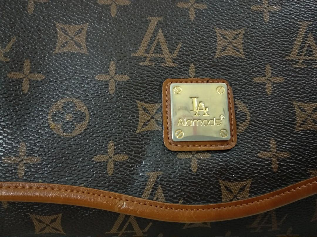 Authentic vintage alamode LA