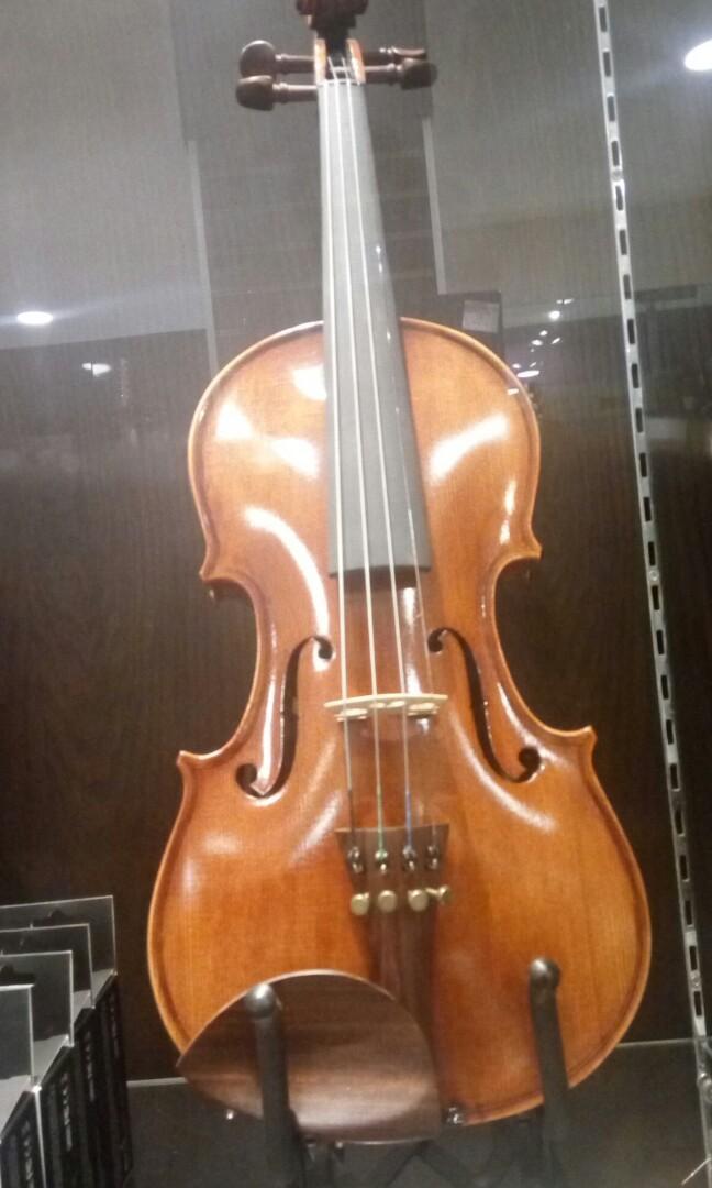 Biola Noble heart violin bisa kredit proses cepat tanpa cc
