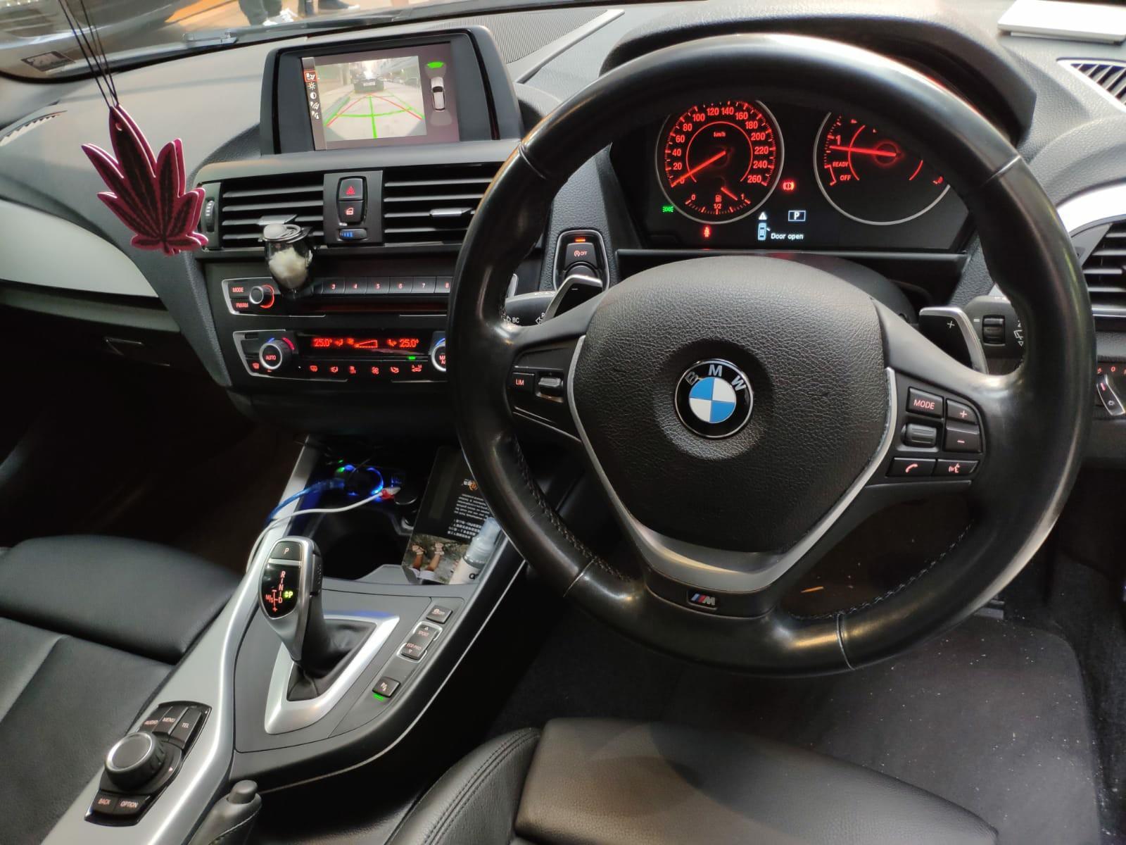 BMW 135I 2013
