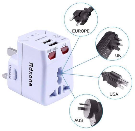 Brand New Universal Travel Adapter
