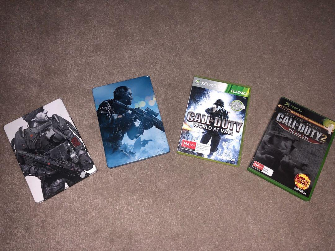 Call Of Duty collection