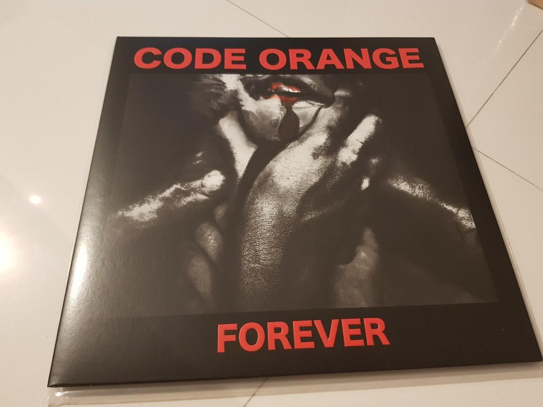 Code Orange - Forever Vinyl Record LP Hardcore Speed Heavy Thrash Death  Black Metal