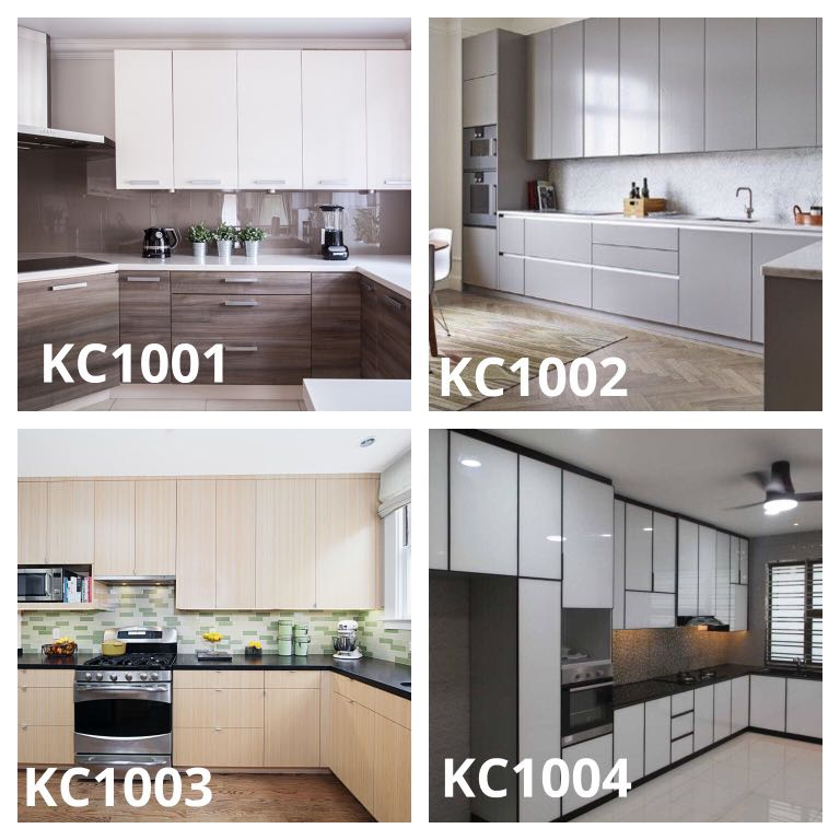 Direct From Factory Customise Your Kitchen Cabinets With Us