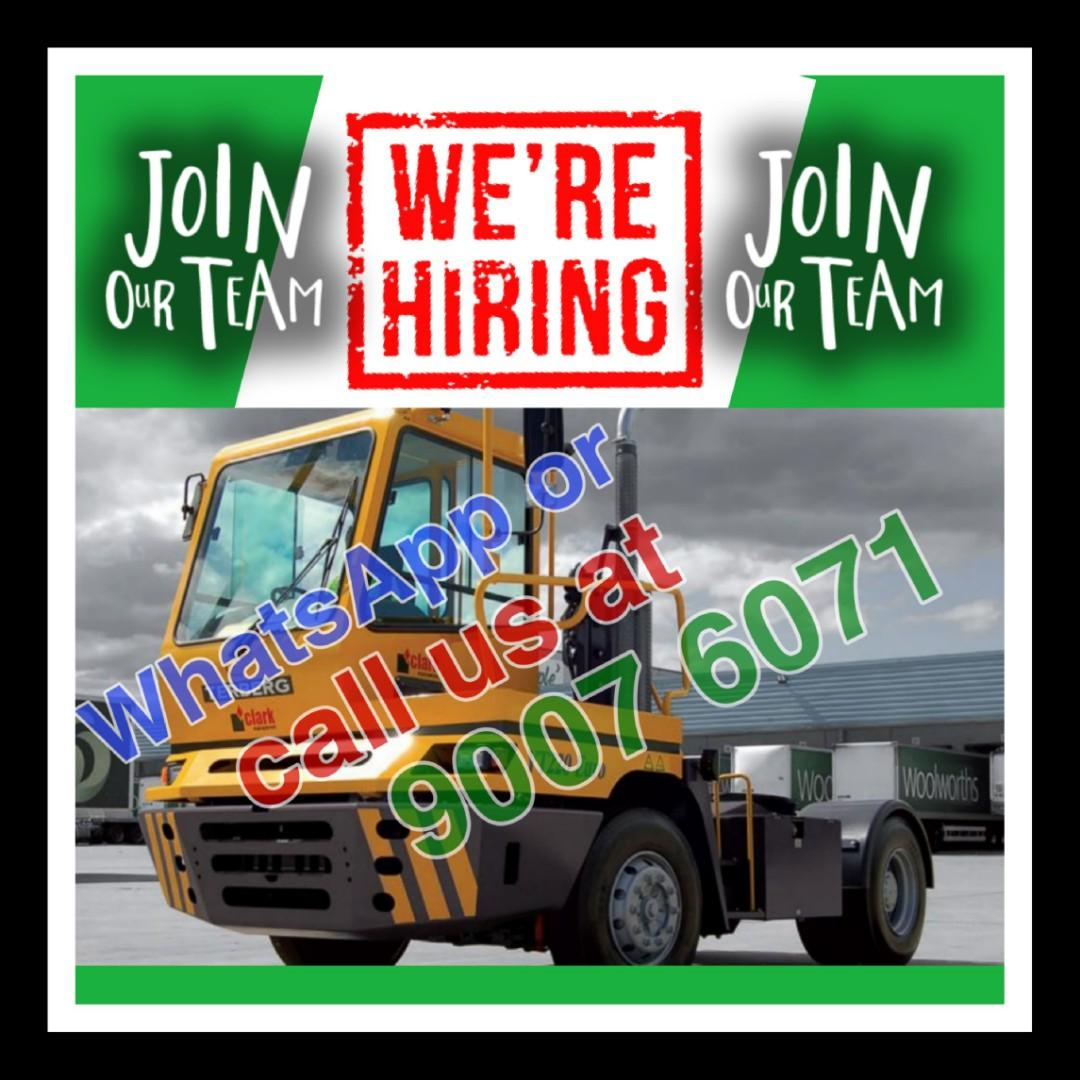 Drivers with or without Class 3/4 - Up to $3200 Calln00