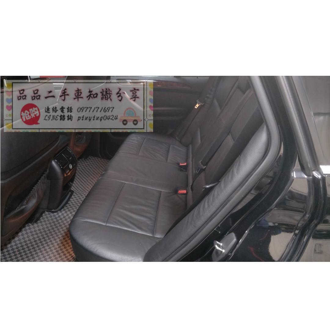 FB搜尋【品品二手車知識分享】百輛車庫任君挑選 2006年 BMW X5 黑