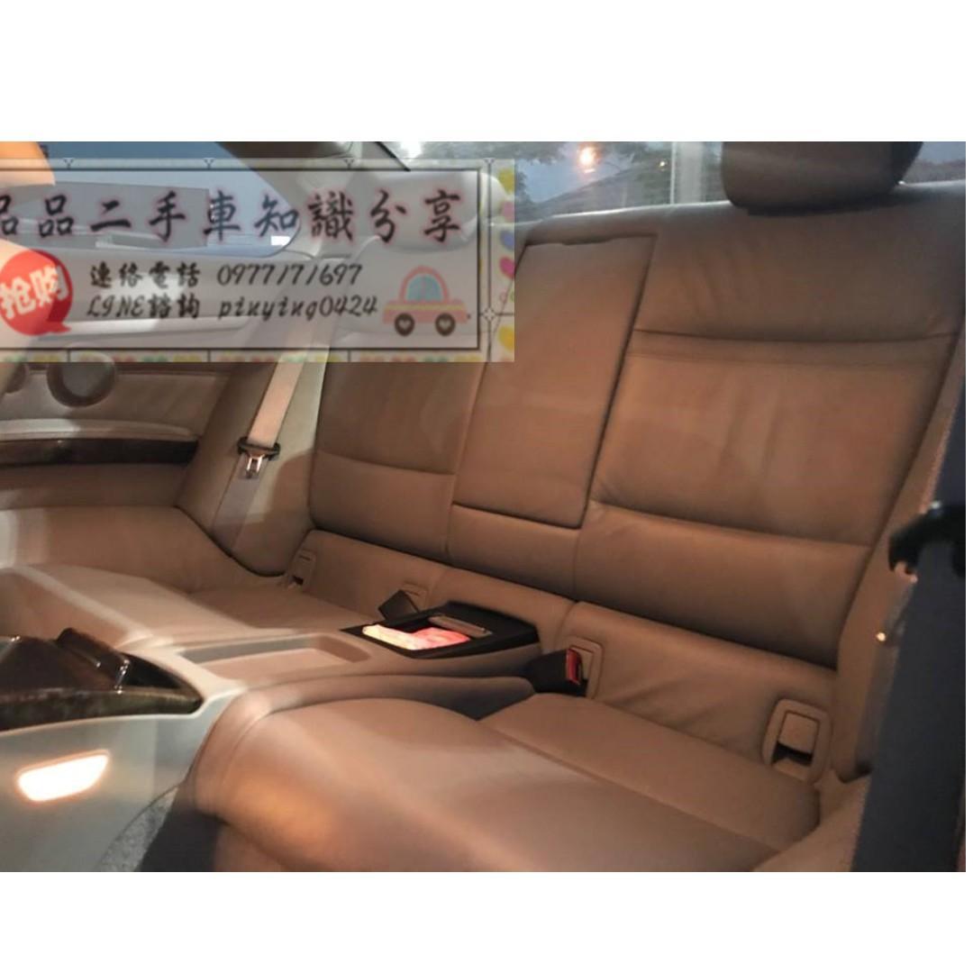 FB搜尋【品品二手車知識分享】百輛車庫任君挑選 2007年 BMW 335I 灰