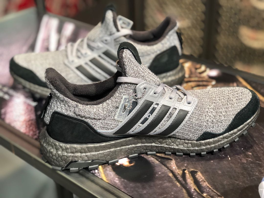 77c307e5d8ccc Game of thrones Adidas ultraboost House Stark