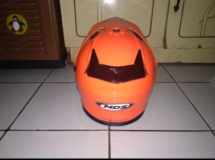 Helm cross mds