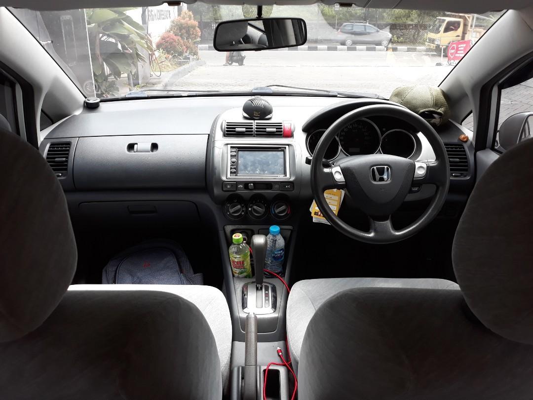 Honda city idsi matic 2003