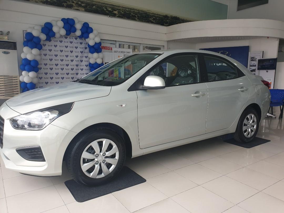 Hyundai Reina 3K DP Lowest downpayment promo Eon Accent Wigo Soluto Vios