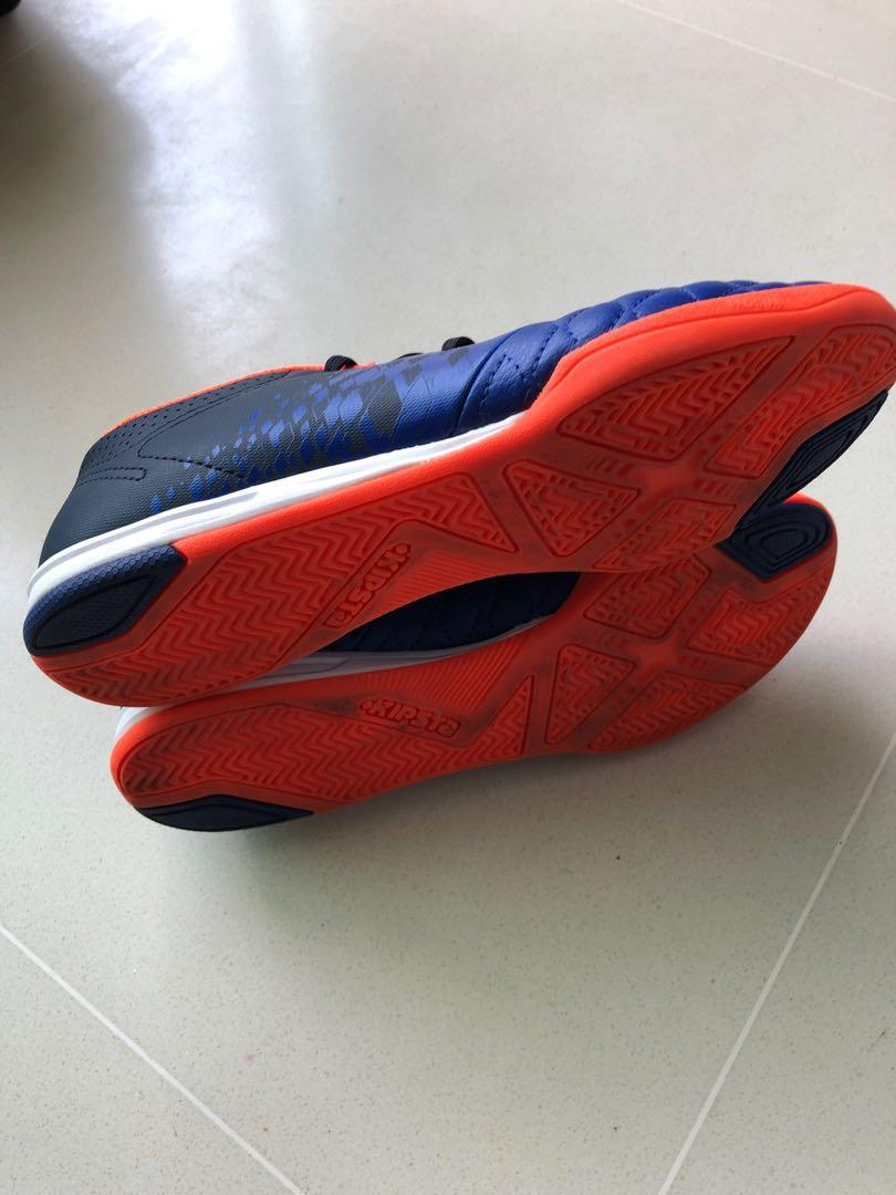 hot sale online f0f51 86931 Indoor soccer shoe - Kipsta by Decathlon, Sports, Sports ...