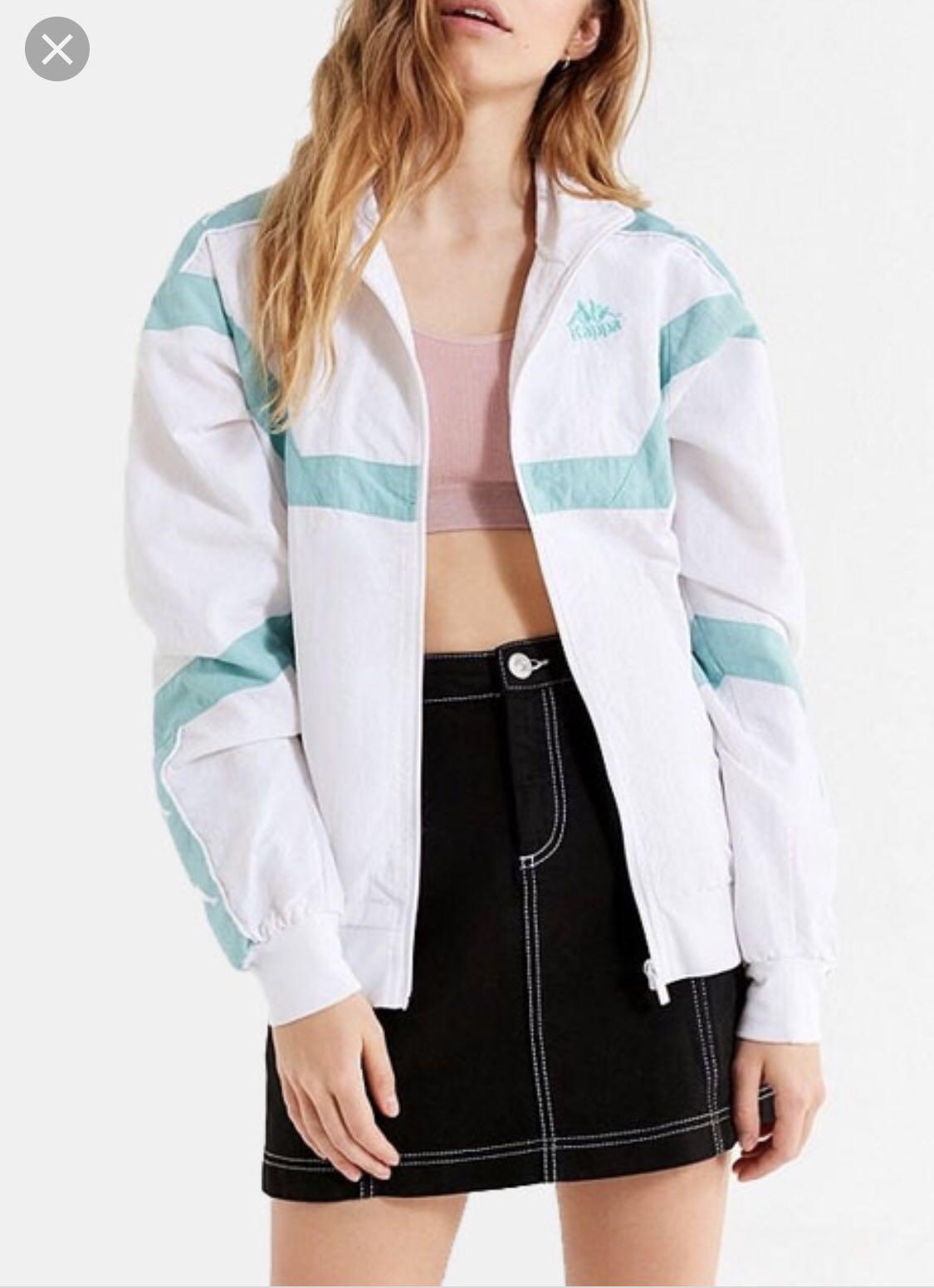 4b8db24122e Kappa x UO Jessy Track Jacket, Women's Fashion, Clothes, Outerwear ...