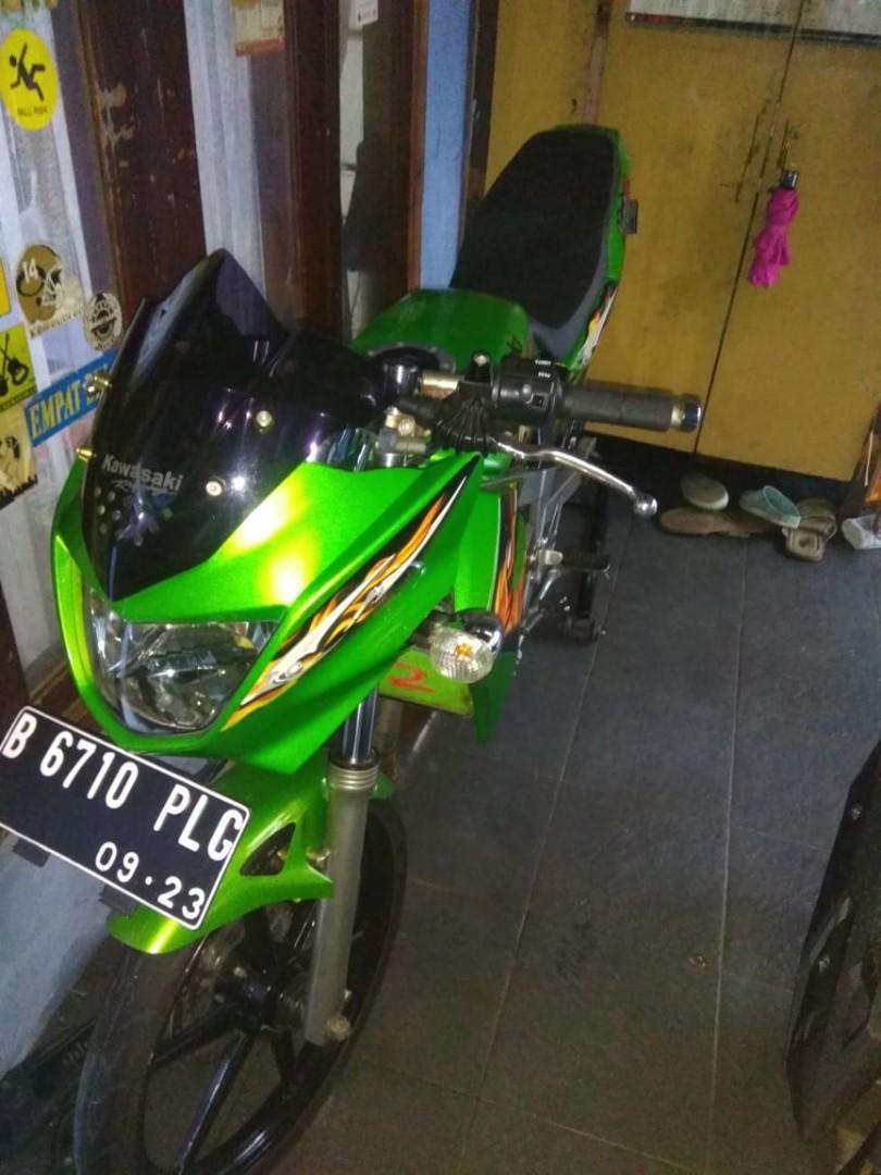 Kawasaki Ninja R 150 tahun 2008