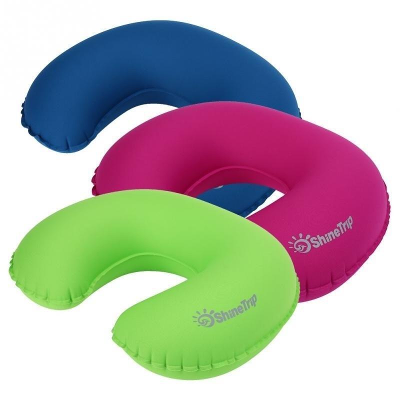 ⚡Limited⚡ Outdoor Portable Lightweight Inflatable U-Shape Neck Pillow - OA046