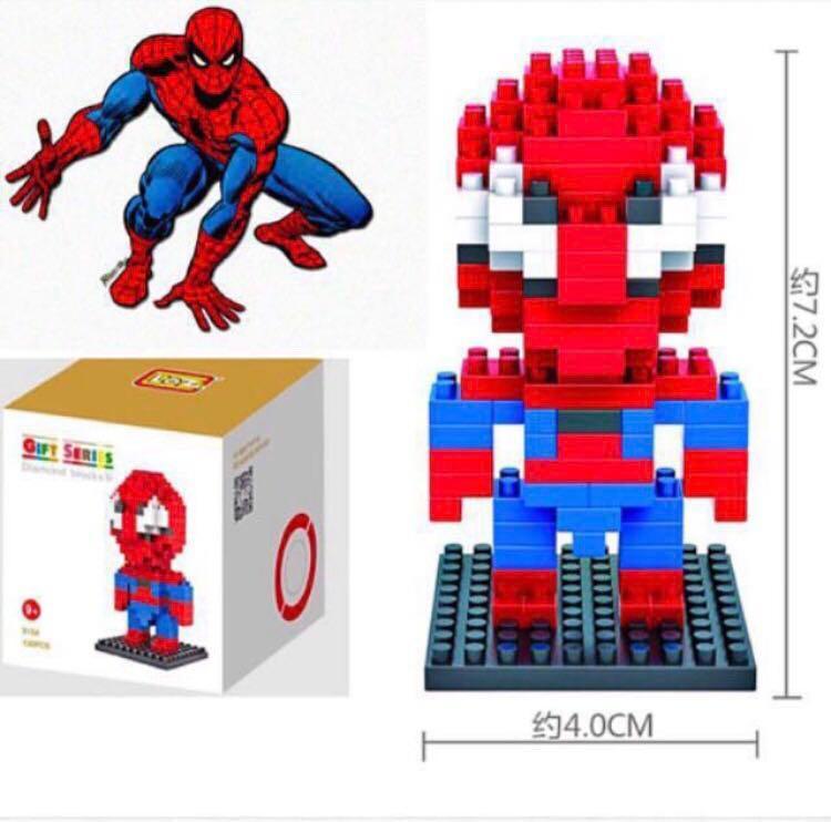Marvel nanoblocks