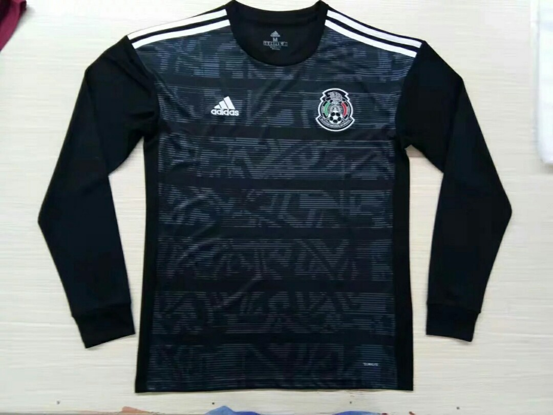 Mexico 2019 Gold Cup Long Sleeve Kit