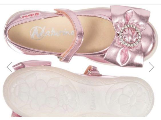 Naturino Faux Diamanté Girl Shoes