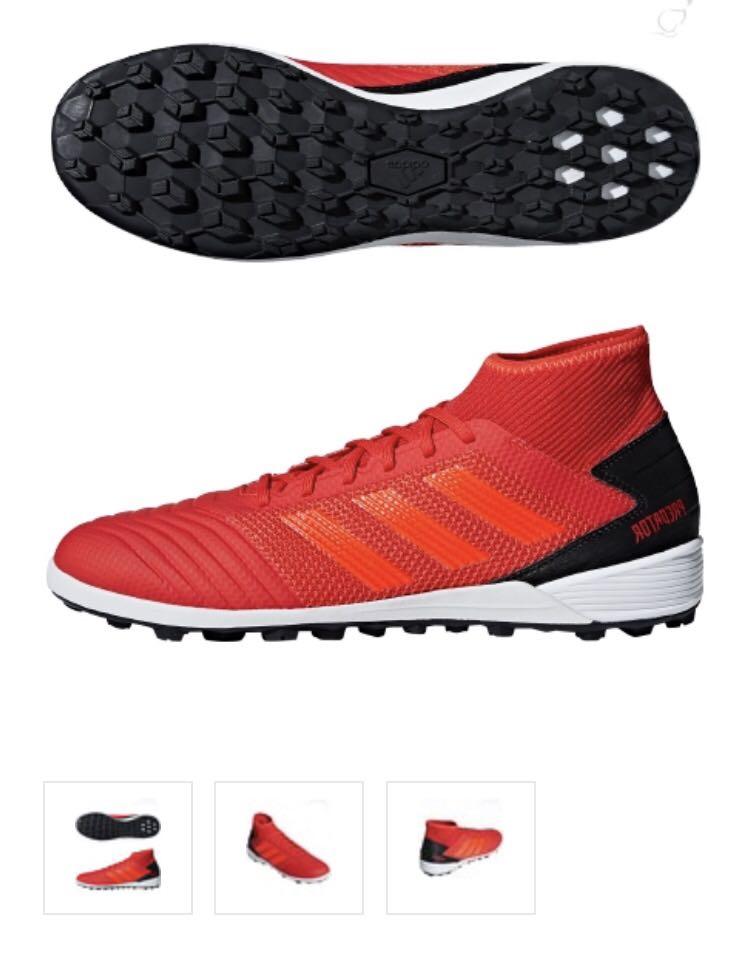 2dd52ca485 NEW Turf Football Shoes Adidas Predator 19.3