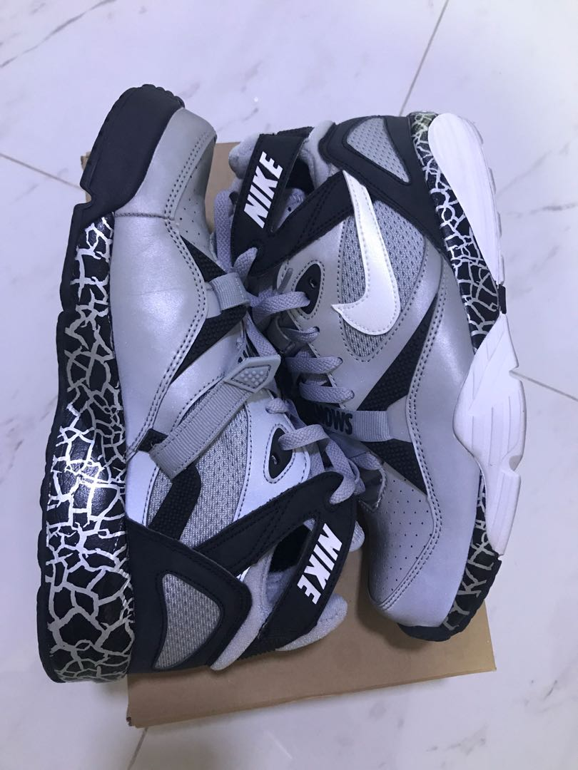 big sale 3eeca 1c892 Nike Air trainer max 91 limited edition NFL usa8.5, Men s Fashion,  Footwear, Sneakers on Carousell