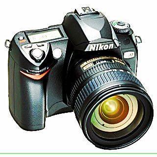Nikon D70 DSLR Camera (PRICE REDUCED), Photography, Cameras