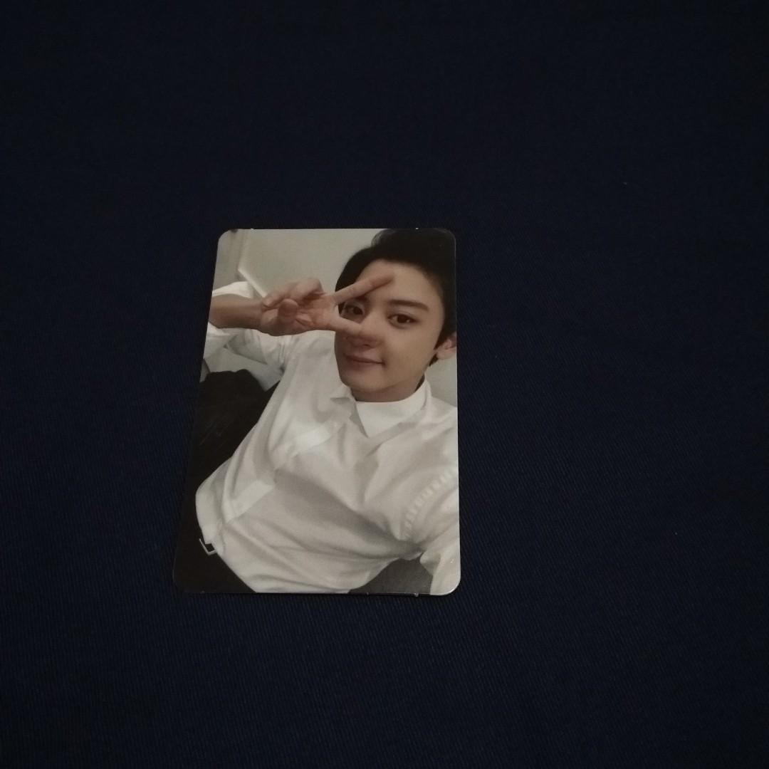 Official Chanyeol Dont mess up my tempo Vivace ver photocard