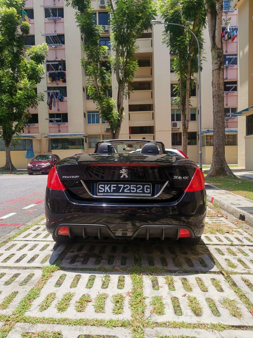 Peugeot 308 CC 1.6 Auto