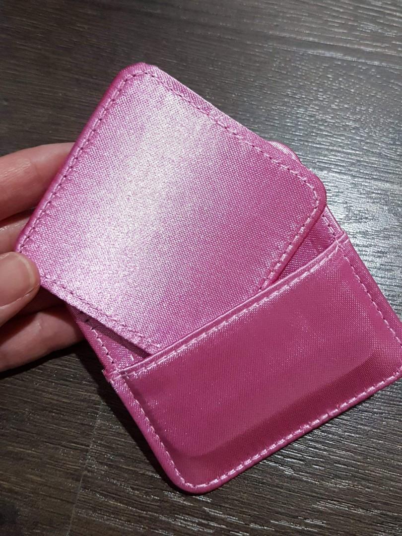 Katz Pink Satin Ballerina Mirror