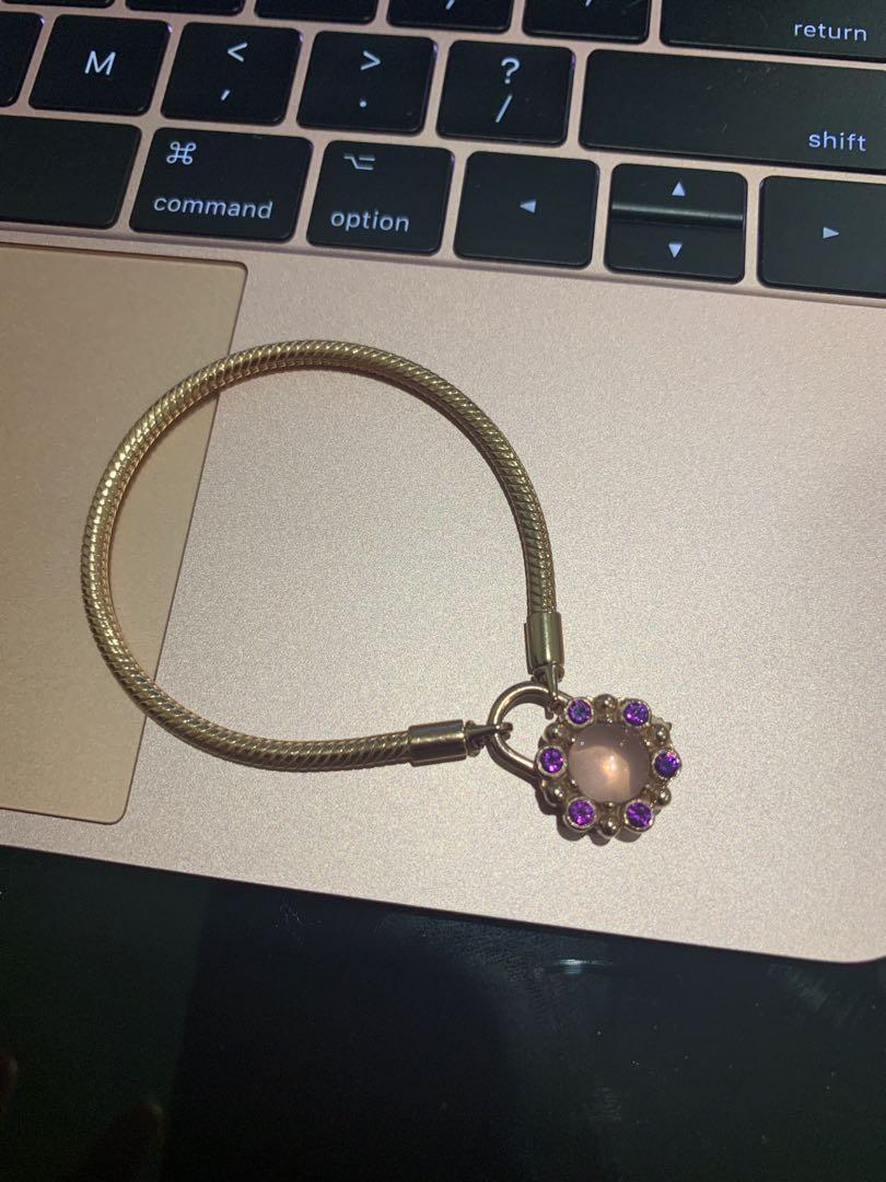 Preloved Pandora rose gold