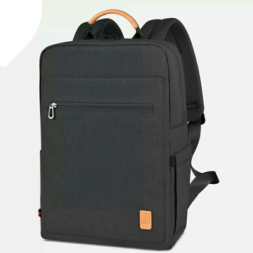 4c7b302cfd46 [Pre-Order] Unisex Laptop Backpack 15.6 Large Capacity Backpacks Nylon  Laptop Bag 15.6 inch Lightweight Backpack