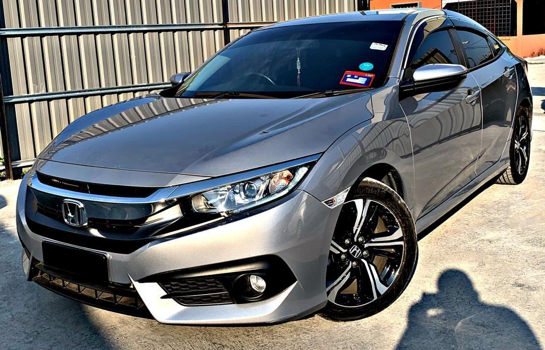 SEWA BELI>>HONDA CIVIC 1.5 TURBO TC AUTO FULLSPEC 2018