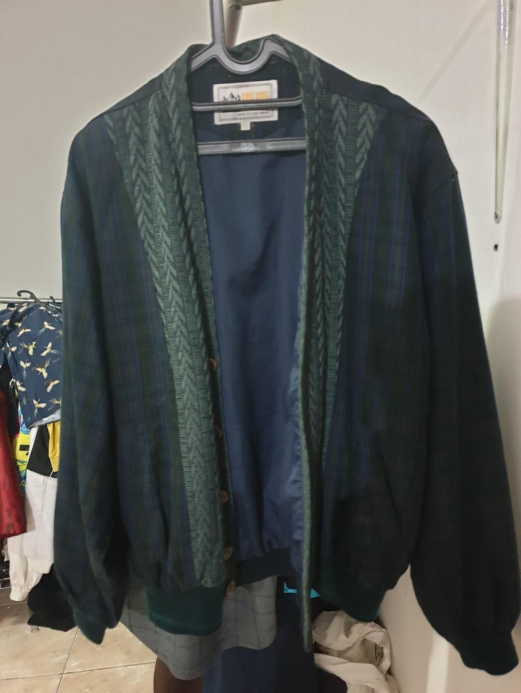 Sweater Semi-Knitted