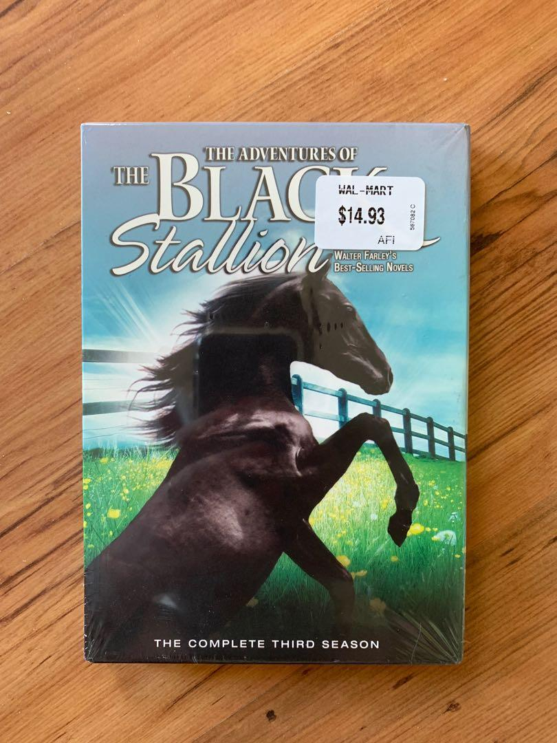 The Adventures of the Black Stallion Complete Third Season