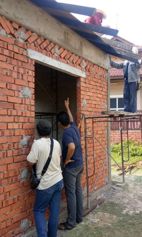 Tukang rumah dan plumbing putra jaya kamarul-0192509471