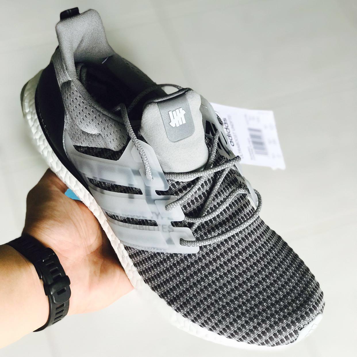 8eb79b82b1f Undefeated x Adidas Ultraboost  UK9.5