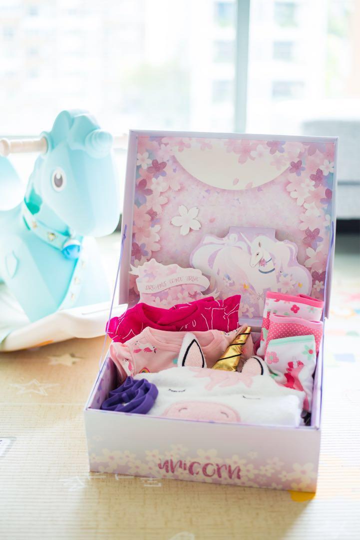 Unicorn Gift Box Set