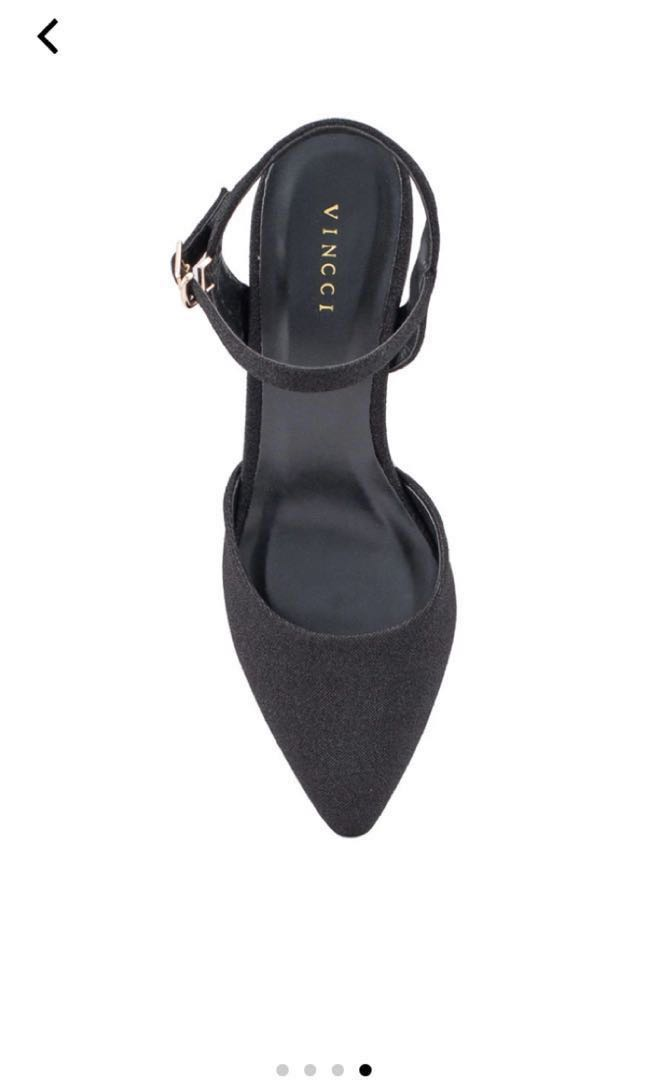 224716ff Vincci Black Heels, Women's Fashion, Shoes on Carousell
