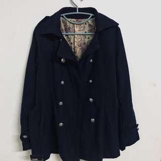 🚚 中長版大衣