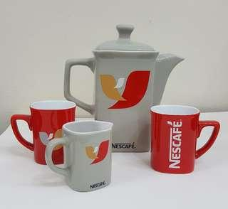 #STB50 Nescafe Coffee Set