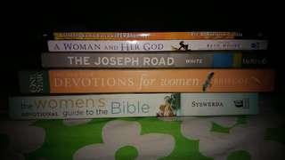 Pre-loved books for 80 pesos each