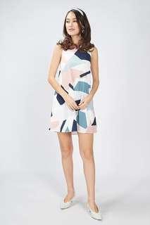 🚚 Playdress Athena Printed Dress [XS]