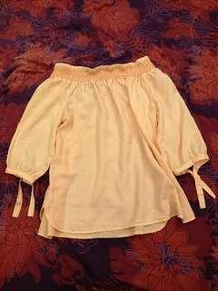 Cotton On Off Shoulder top