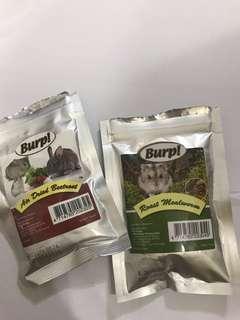Hamster / rabbit / chinchilla treats