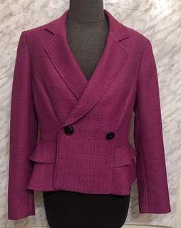 Nine West Purple Blazer - Size 6