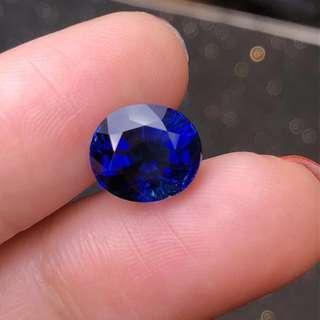 詢價5.02ct天然藍寶石  Natural blue sapphire (AIGS證書)
