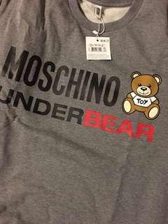 Moschino長版衛衣
