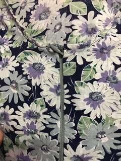 Baju Kurung Cotton Nursing
