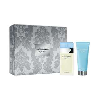 4a0a4ec9 Dolce & Gabbana Light Blue 25ml Eau de Toilette with 50ml Body Cream Gift  Set, Health & Beauty, Perfumes & Deodorants on Carousell